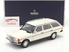 Mercedes-Benz 200 T (S123) Año de construcción 1982 blanco 1:18 Norev