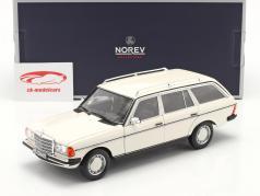 Mercedes-Benz 200 T (S123) Bouwjaar 1982 Wit 1:18 Norev