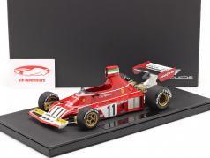 Clay Regazzoni Ferrari 312B3 #11 formule 1 1975 1:18 GP Replicas