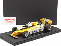 Jean-Pierre Jabouille Renault RE20 Turbo #15 公式 1 1980 1:18 GP Replicas