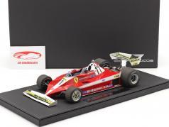 Carlos Reutemann Ferrari 312T3 #11 formule 1 1978 1:18 GP Replicas