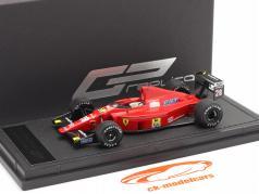 Gerhard Berger Ferrari 640 #28 formula 1 1989 1:43 GP Replicas