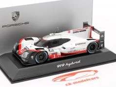 Porsche 919 Hybrid #1 24h LeMans 2017 Jani, Tandy, Lotterer 1:43 Spark/ 2. 选择