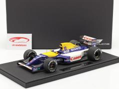 Nigel Mansell Williams FW14B #5 世界冠军 公式 1 1992 1:18 GP Replicas/ 2。 选择