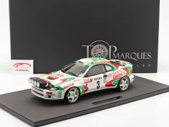 Toyota Celica Turbo 4WD (ST185) #3 优胜者 Rallye Monte Carlo 1993 1:12 TopMarques