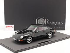 Porsche 911 (993) Carrera 2 Année de construction 1994 noir 1:12 TopMarques