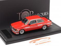 BMW 3 serie 323 C1 2.3 Alpina Anno di costruzione 1983 rosso 1:43 TopMarques