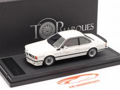 BMW 6 serie Alpina B7 S Turbo Coupe (E24) 1985 hvid 1:43 TopMarques
