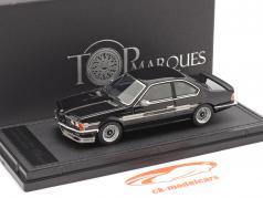 BMW 6 séries Alpina B7 S Turbo Coupe (E24) 1985 noir 1:43 TopMarques