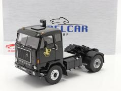 Volvo F88 Camion John Player Team Lotus 1977 noir 1:18 Model Car Group