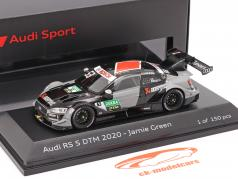 Audi RS 5 Turbo DTM #53 DTM 2020 Jamie Green 1:43 Spark