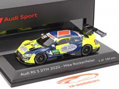 Audi RS 5 Turbo DTM #99 DTM 2020 Mike Rockenfeller 1:43 Spark