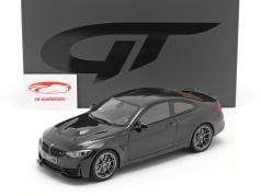 BMW 4 series M4 CS (F82) coupe year 2017 sapphire black 1:18 GT-Spirit