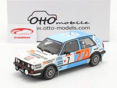 Volkswagen Golf II GTi 16V #7 5th Rallye Monte Carlo 1987 1:18 OttOmobile