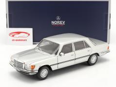 Mercedes-Benz 450 SEL 6.9 (W116) Baujahr 1976 silber 1:18 Norev
