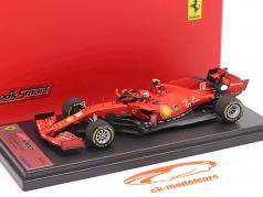 Charles Leclerc Ferrari SF1000 #16 2ª austríaco GP Fórmula 1 2020 1:43 LookSmart