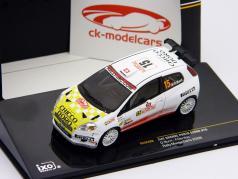 Fiat Grande Punto S2000 #15 Burri, Gordon Rallye Monte Carlo 1:43 Ixo / 2. Wahl