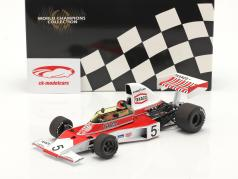 Emerson Fittipaldi McLaren-Ford M23 #5 Formel 1 Weltmeister 1974 1:18 Minichamps