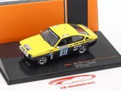 Opel Kadett GT/E Gr.1 #41 Lombard RAC rally 1976 Danielsson, Sundberg 1:43 Ixo / 2. keuze