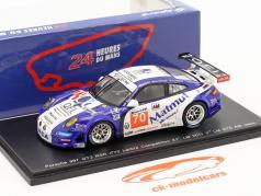 ポルシェ911 GT3 RSR#70 LabreセカンドGTE AMクラス24時間ルマン2011 1時43スパーク