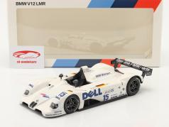 BMW V12 LMR #15 winnaar 24h LeMans 1999 BMW Motorsport 1:18 Minichamps