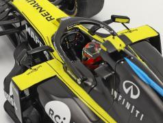 Esteban Ocon Renault R.S.20 #31 大不列颠 GP 公式 1 2020 1:18 Solido