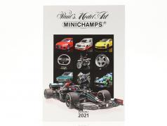 Minichamps カタログ 版 1 2021