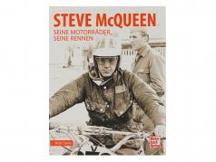 Libro: Steve McQueen - Il suo Motociclette, il suo gare