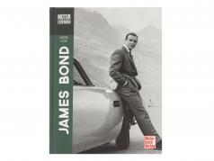 Libro: Leyendas del motor: James Bond / por Siegfried Tesche