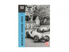 Libro: Leggende del motore: Monaco Grand Prix / di Stuart Codling