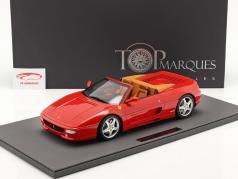 Ferrari F355 Spider year 1994 corsa red 1:12 TopMarques