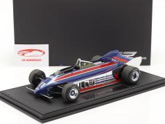 E. de Angelis Lotus 88A #11 Practice Long Beach GP formula 1 1981 1:18 GP Replicas