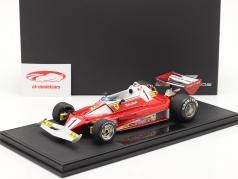 Niki Lauda Ferrari 312T2 #1 4º italiano GP Fórmula 1 1976 1:18 GP Replicas