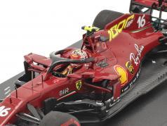 C. Leclerc Ferrari SF1000 #16 Milésimo GP Ferrari Toskana GP F1 2020 1:43 LookSmart
