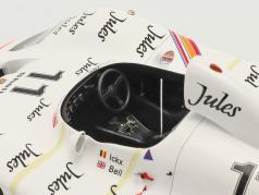Porsche 936/81 #11 победитель 24h LeMans 1981 Ickx, Bell 1:18 Spark