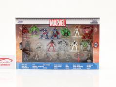 Marvel Set 20 Figuren Serie 5 Jada Toys