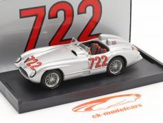Mercedes-Benz 300 SLR #722 vincitore Mille Miglia 1955 Moss, Jenkinson 1:43 Brumm
