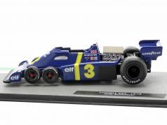 Jody Scheckter Tyrrell P34 #3 式 1 1976 1:43 Altaya