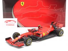 Charles Leclerc Ferrari SF1000 #16 2e Oostenrijks GP formule 1 2020 1:18 BBR