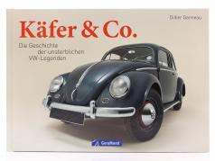 Book: Beetle & Co. - The story of the immortal VW legends