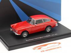 Sunbeam Harrington Le Mans Baujahr 1962 rot 1:43 AutoCult