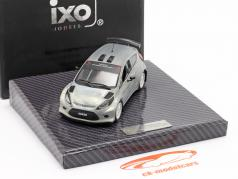 Ford Fiesta S2000 Toy Fair Nürnberg 2011 silver 1:43 Ixo / 2nd choice