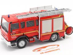 Renault VI S180 Metz pompiers SDIS Haute Savoie rouge 1:43 Altaya