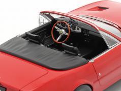 Ferrari 365 GTB/4 Daytona コンバーチブル シリーズ 1 1969 赤 1:18 KK-Scale