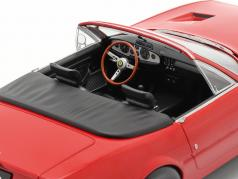 Ferrari 365 GTB/4 Daytona Convertible Series 1 1969 red 1:18 KK-Scale