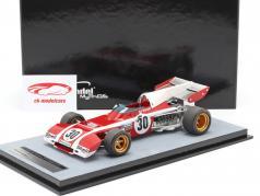 Clay Regazzoni Ferrari 312B2 #30 Belgian GP formula 1 1972 1:18 Tecnomodel