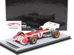 Jacky Ickx Ferrari 312B2 #5 zuiden Afrikaanse GP formule 1 1972 1:18 Tecnomodel