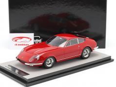 Ferrari 365 GTB/4 Daytona Prototipo 1967 rot 1:18 Tecnomodel