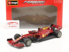 C. Leclerc Ferrari SF1000 #16 1000th GP Ferrari Tuscan GP F1 2020 1:18 Bburago