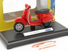 Vespa PX Construction year 2016 red 1:18 Welly